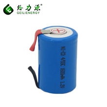 Deep Cycle 1.2V 4/5 rechargeable nicd <strong>battery</strong> sc 1700m For Power Tool