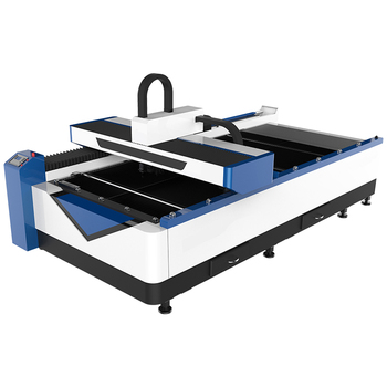 750w 2513 metal nonmetal co2 mixed laser cutting machine For Sheet Metal Fabrication Industry