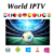 professional IPTV 6000+ HD channel Arabic Europe Russia Canada USA India Latin  Android smart iptv M3U