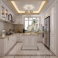 HS-CG1720 foshan factory home furniture design wood kitchen cabinet sets
