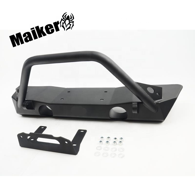 Offroad Front Bumper <strong>C</strong> Design for Jeep Wrangler JK 07+ Accessories Bumper Guard