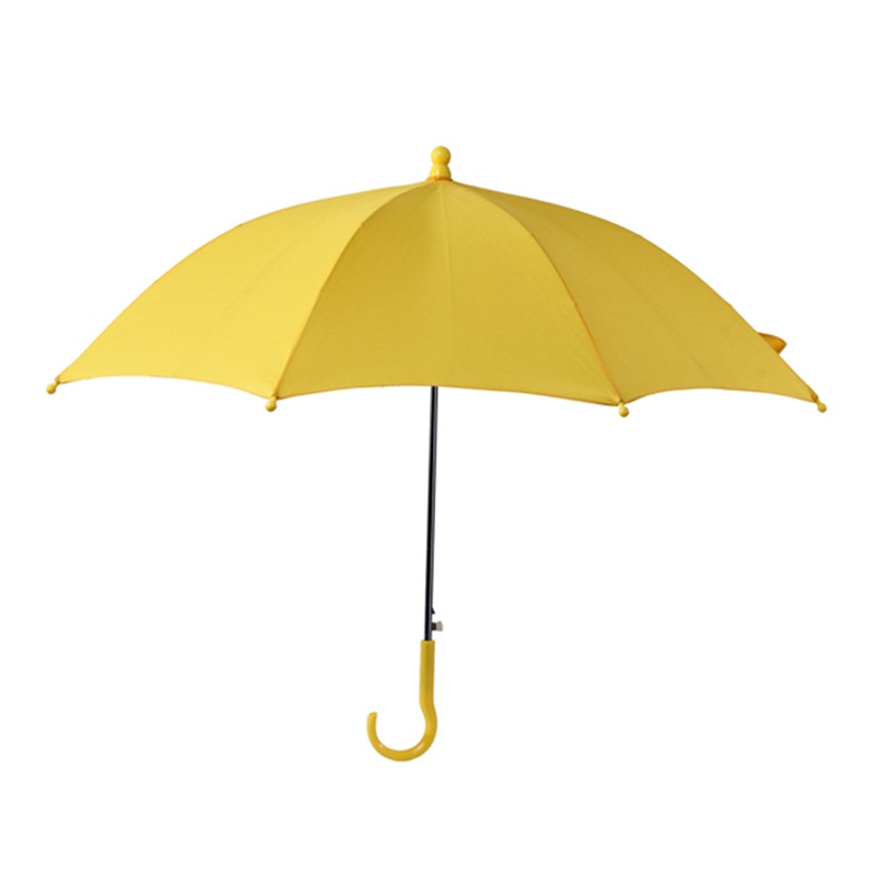 <strong>J</strong> Shaped Handle Small Mini Cute <strong>17</strong> Inch Children Umbrella for Kids
