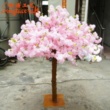 Wholesale Wedding Decoration Wooden Arch White Pink Artificial Cherry Blossom Trees Large <strong>Sakura</strong> Tree