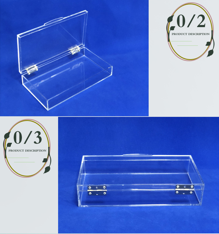 jewelry box  custom made jewelry boxes  luxury swarovski jewelry box the rectangle acrylic box  Display Stand