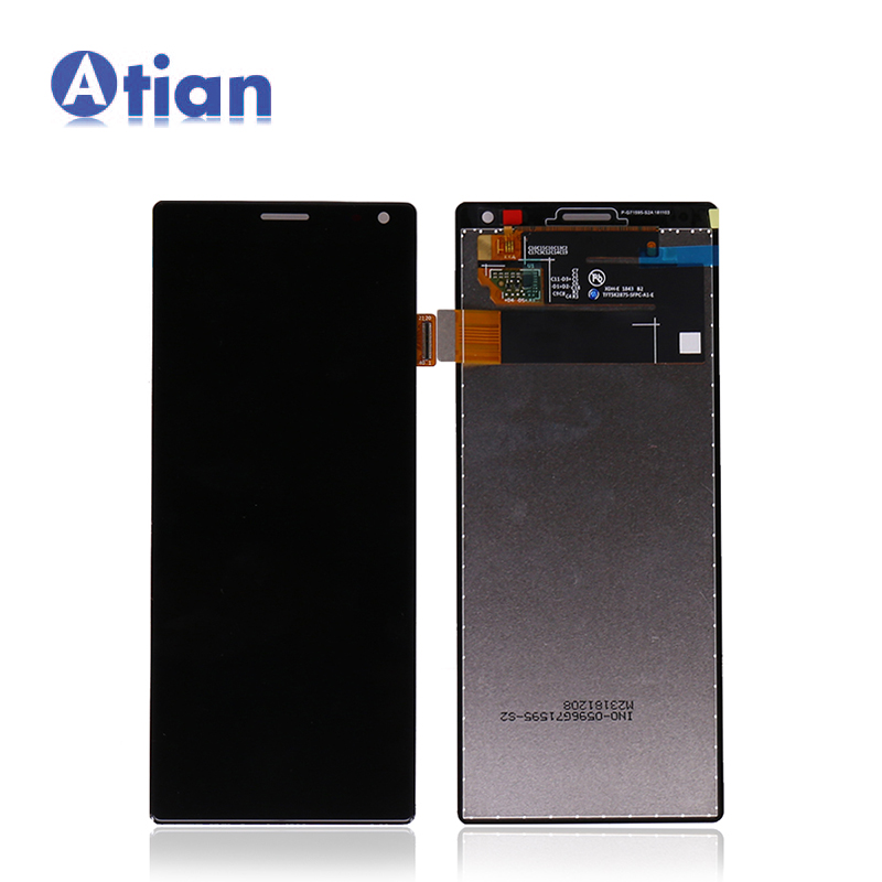 6.0'' LCD Display for Sony Xperia 10 LCD Screen <strong>Touch</strong> Screen Digitizer Assembly for Sony <strong>X10</strong> Display for Sony Xperia XA3 LCD