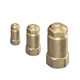 Multifunctional Advanced High Quality Thread Brass copper Drip Free Fine Mist Fog Atomization nozzle
