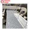 China dalian cheapest G654 G603 G602 granite Mid Grey and Silver BIG BLOCK