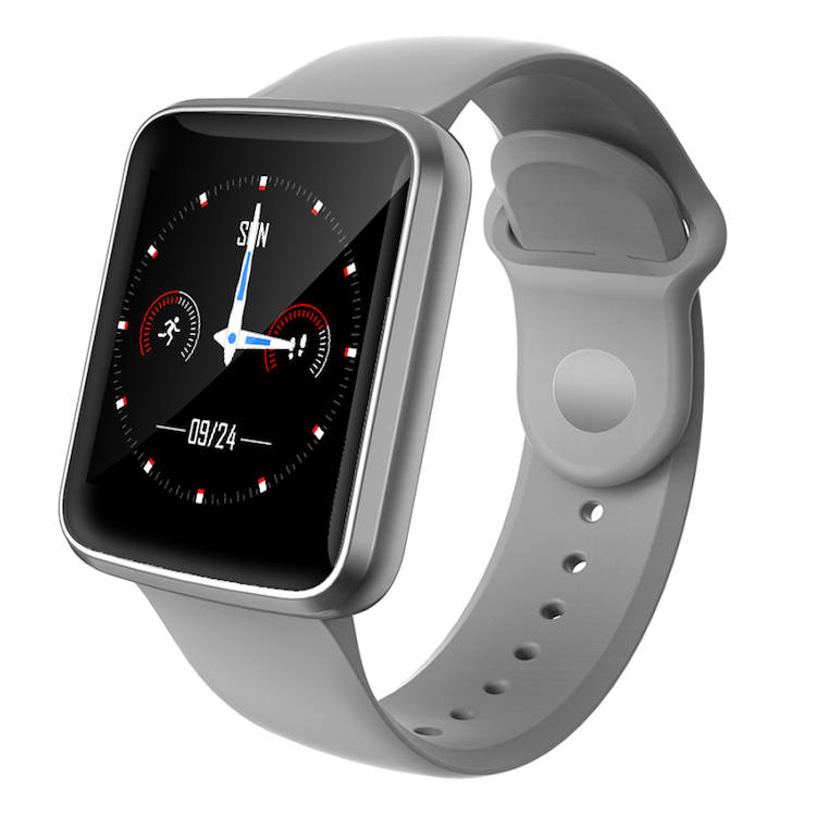 New NFC smart watch <strong>Z10</strong> square <strong>screen</strong> lock$unlock door function safe smart watch