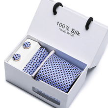 Gift box Solid Mens Skinny <strong>Ties</strong> Fashion Plain Gravata <strong>Ties</strong> Jacquard Woven Silk <strong>Ties</strong> for Mens Wedding Suits Cravate