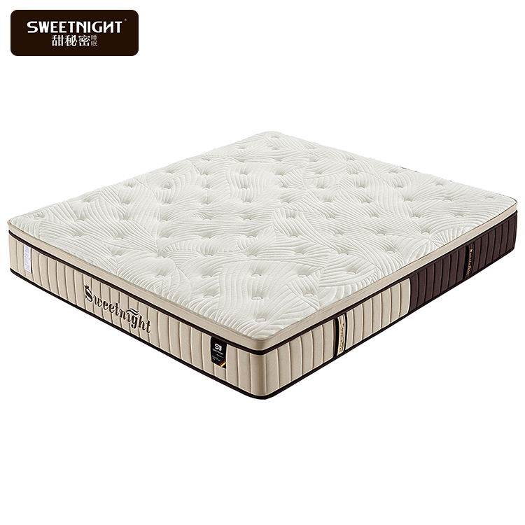 Knitted fabric natural latex eurasia roll mattress in a box price and furniture - Jozy Mattress | Jozy.net