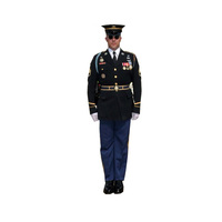 Factory Design High Quality United States Military Dress Uniforms Sales