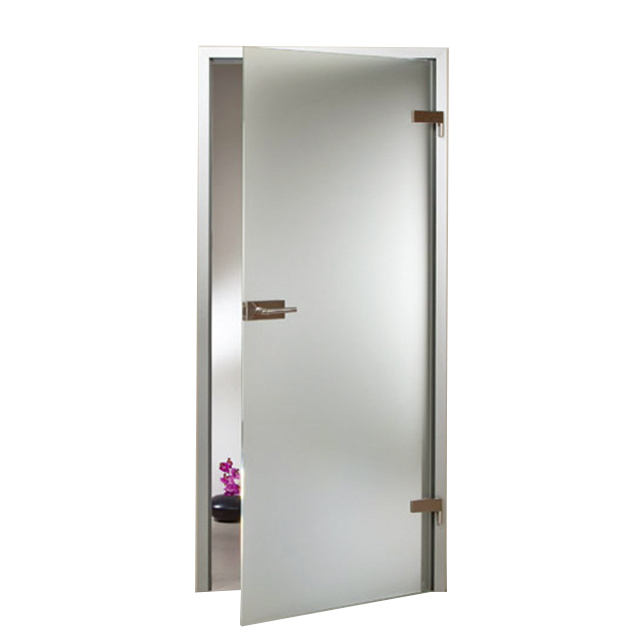 KK9011 Kitchen Swing <strong>Door</strong> or Interior Frosted Glass <strong>Door</strong> For Bathroom
