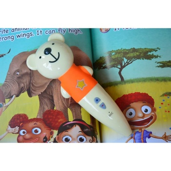 20 pcs One Set Growing Up English Learning Lessons Books with Point Reading Pen