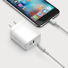 Wholesale <strong>CE</strong> approved usb type c 18W pd charger qc 3.0 wall charger for phone charger adapter