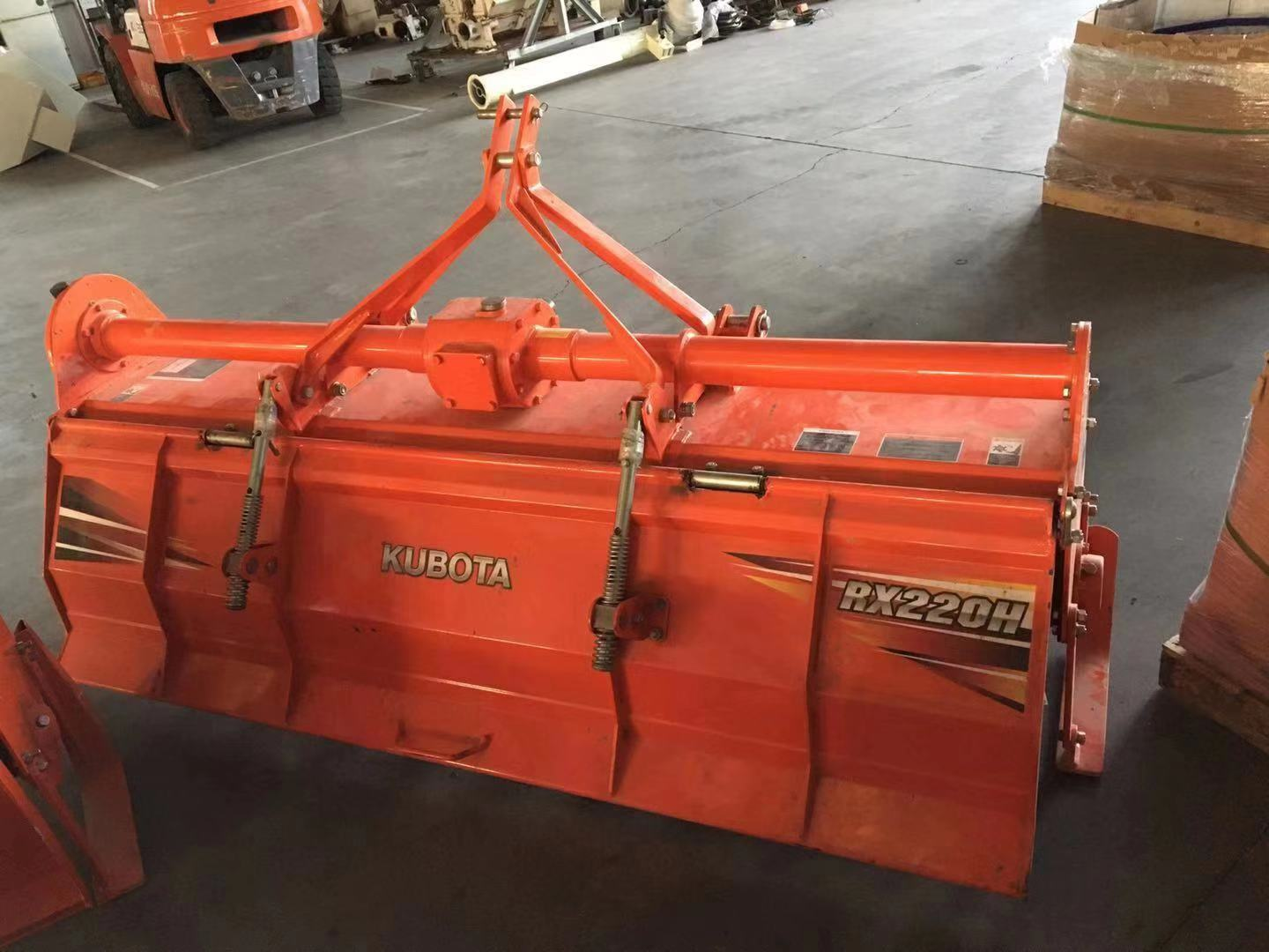 Kubota rotary machine Farm tiller rotary cultivator for sale