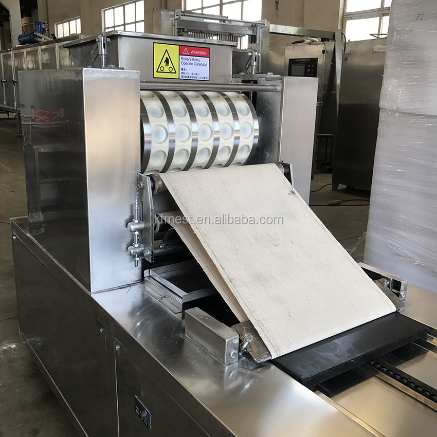 Best Selling Walnut Cake Forming Machine with Different Shapes