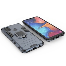 <strong>Phone</strong> Case Supplier 3 In 1 Rear Cover Accessories Para Celulares with Ring Holder for Samsung Galaxy M30s M40 S10 A80 A70 A60 A9