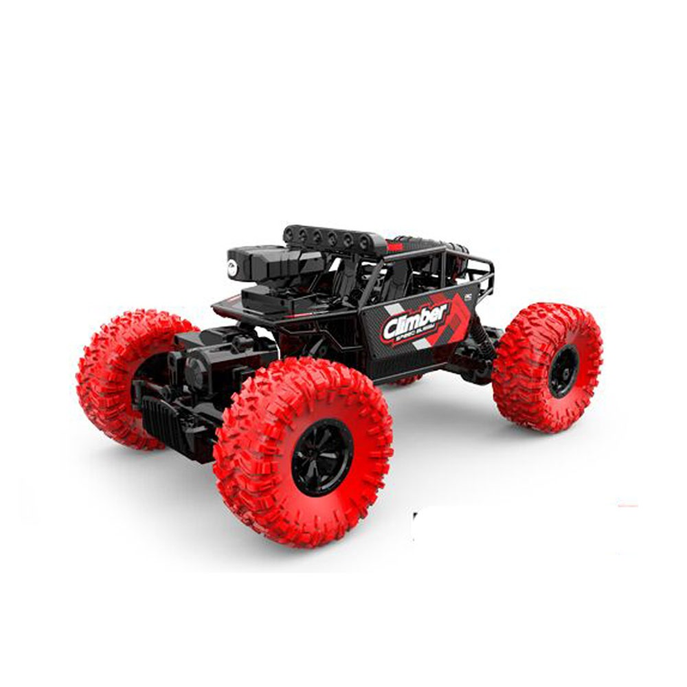 2.4G 4WD Rock Crawler Climbing <strong>Car</strong> RC <strong>Car</strong> with 0.3MP Wifi camera and VR glasses