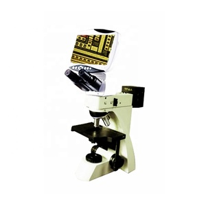 DMS-554 Compound Digital LCD Metallurgical Laboratory Microscope