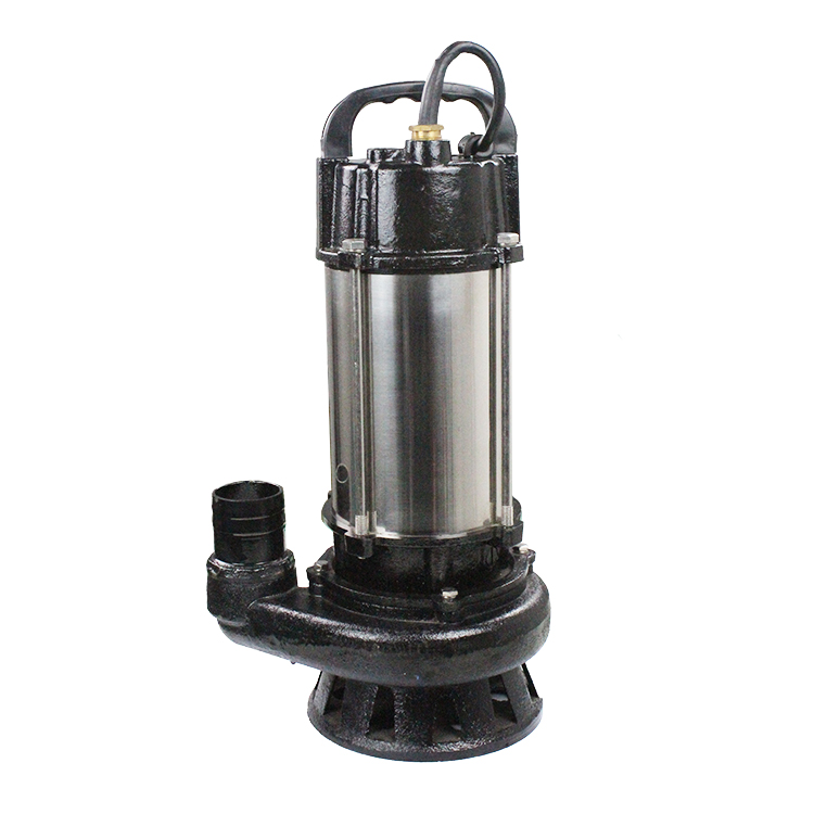 7m3/<strong>h</strong> <strong>100</strong> m3/<strong>h</strong> WQ electric non-clogging sewage submersible waster water industry drainage pump
