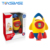 Cartoon Rotating Rocket Shower Spray Water 2020 Baby Bath Toys