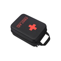 Factory Price waterproof EVA wall mounted emergency kit medical first aid kit