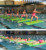 Wholesale 2019 New Water Floating Beach Swimming Pool Yoga Exercise Fitness Mats Water Sports EVA Inflatable Floating Yoga Mat