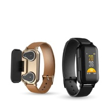 3 in 1 sports <strong>smart</strong> <strong>watch</strong> with bluetooth headset <strong>smart</strong> bracelet with wireless earbuds bluetooth earphone