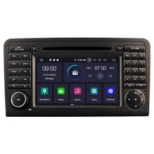 7 inch Android 9.0 built in WIFI Car GPS Navigation for MERCEDES-BENZ ML320/ML 350/ <strong>W164</strong>/GL X164/GL320