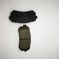 wholesale top quality e-mark ceramic brake pads and pads back plate disc