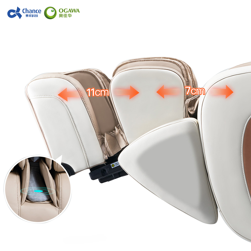 Top luxury best massage chair customer service electric body massage chair for sale