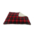New design Customized autumn and winter warm dog cotton blanket winter blanket dog pet bed kennel mat