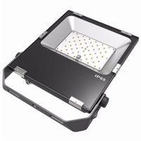 Amazon Hot Sale Item Flat Pad Flood Light 50W indoor and outdoor use 5 Years Warranty