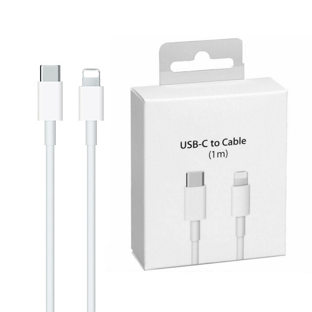 OEM 29W/30W/61W/87W USB-<strong>C</strong> Charging 8Pin to Type-<strong>C</strong> Data Cable USB-<strong>C</strong> For Iphone X/XS/<strong>11</strong>/11Por/Macbook