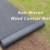 Biodegradable agricultural garden covers non-woven weed control fabric