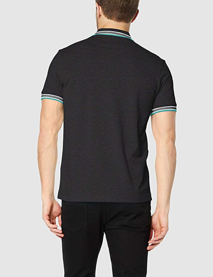 Wholesale Fashion Men Clothes High Quality Polo shirts Top Quality Design Custom Sublimation Men Polo T-Shirt