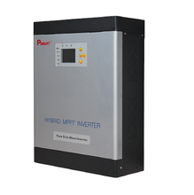 hot sale 1.5kw on grid off grid hybrid solar inverter system of 1500w