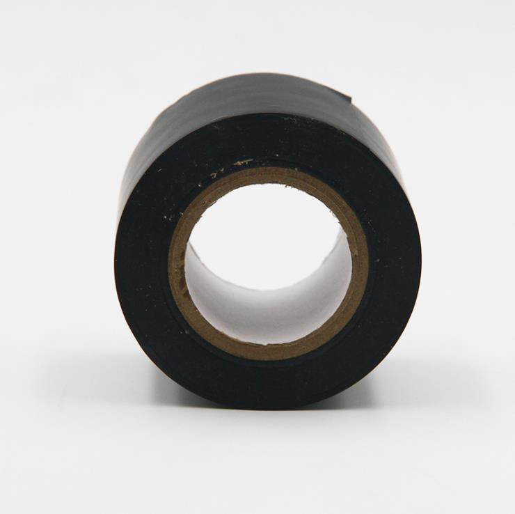 flame retardant  professional electrical insulating black pvc tape
