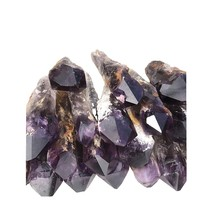 Natural big Rough Amethyst <strong>Point</strong> Specimen Raw crystal Mineral Stone