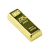 Wholesale 999 Gold Bar shape Metal USB Thumdrive Flash Drive Gift 2.0 Free Logo Stick