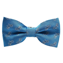 wholesale bicycle <strong>100</strong>% polyester bowtie for kids