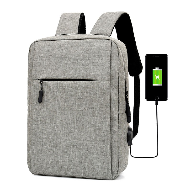 Hotsale 50% off New Arrival Slim Waterproof Men Women Travel School Business Laptop Backpack With USB Charging Port