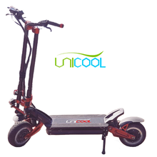 Unicool 3200w 72v 100kph powerful damping big wheel fastest zero 11x electric scooter