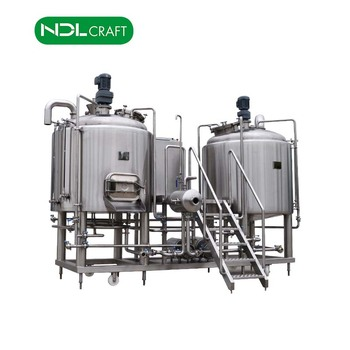 beer brewing equipment micro brewery 100L 200L 300L 500L 1000L per batch