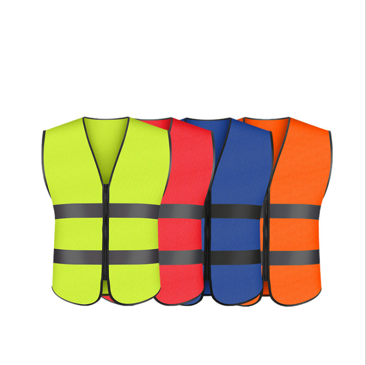Hot selling high visibility reflective <strong>safety</strong> vest with LED <strong>SAFETY</strong> VEST