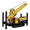 Diesel Engine Borehole Water Well Drilling Rig Machine Portable Drilling Rig For Water Well