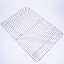 400x600mm Stainless Steel 201 <strong>Fruit</strong> And Vegetables Dryer Tray Wire Rack