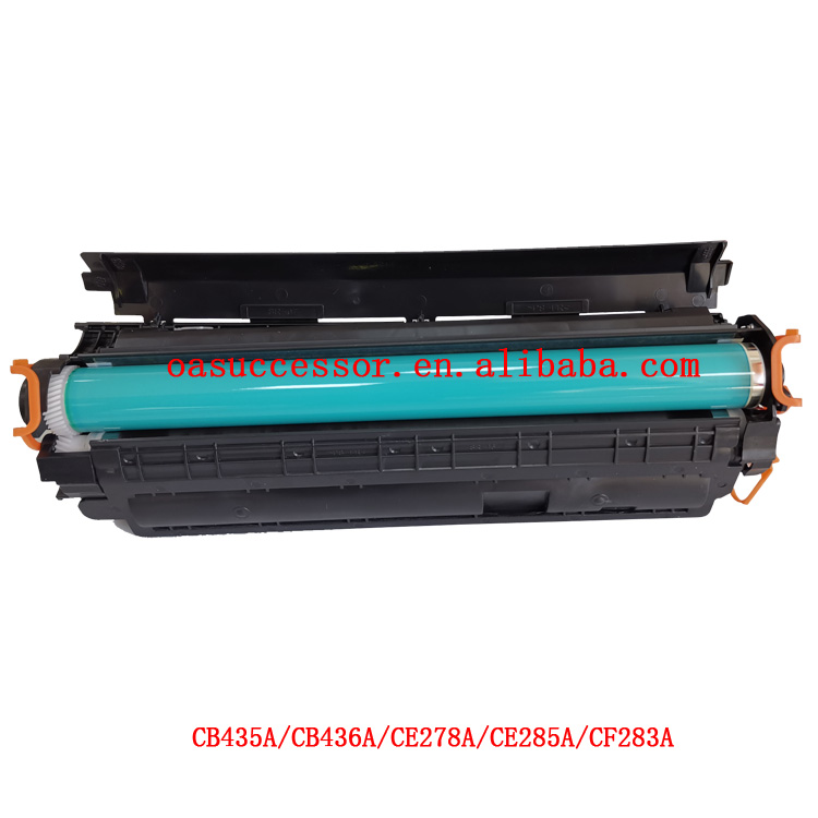 CB435A/CB436A/CE278A/CE285A/CF283A universal new compatible <strong>toner</strong> cartridge, suit for HP Laserjet 1005/1006/1505/1500/M1120