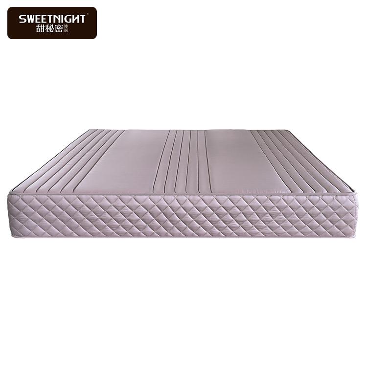Pure cotton fabric extra Firm cheap queen xl twin mattress topper - Jozy Mattress | Jozy.net