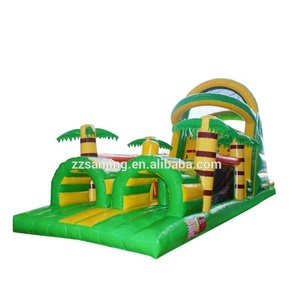 adult inflatable obstacle course inflatable games for adults